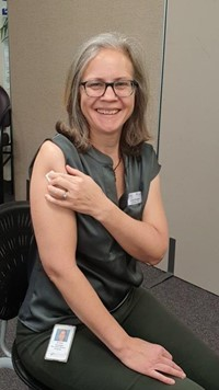 Collaborative effort ensures kaumātua and aged care facility residents focus of vaccination rollout