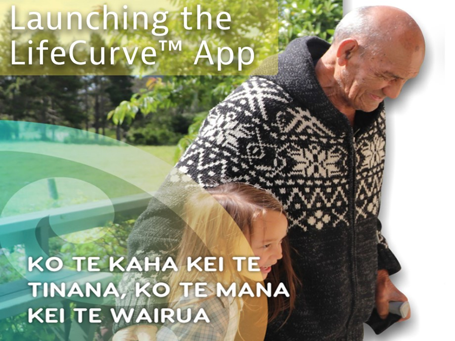 Free and easy way to age well and maintain independence say healthcare experts as new LifeCurve™ app is launched